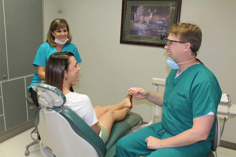 Dr. Geiger - Dentist in Pineville, NC